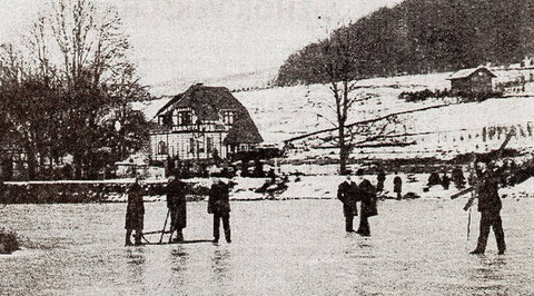 Aufnahme um 1907 - Sammlung W. Malek