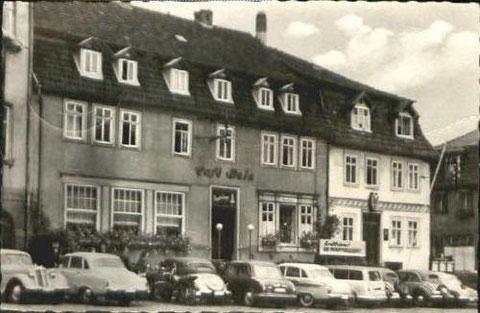 Cafe Bein mit F8, F9, P70 311er ......   von Alfredo Ami