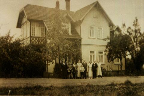 Haus Daheim um 1930 - Sammlung Wolfgang Bulicke