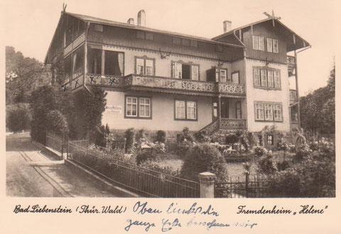 Brunnenweg 4 - Archiv W.Malek