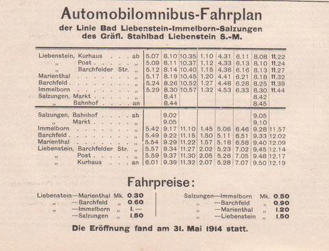 Badewoche 1914 - Archiv W. Malek