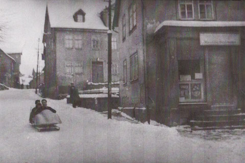 Inselsbergstraße - Archiv Brunhilde Winges