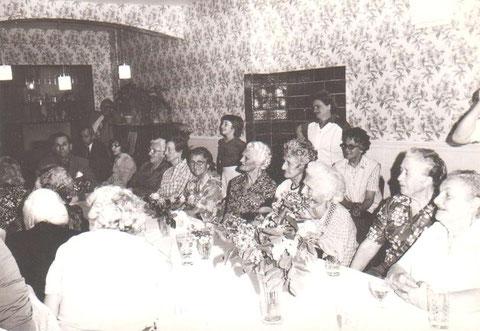 Seniorentreff 1975 ? - Sammlung Lothar Abendroth