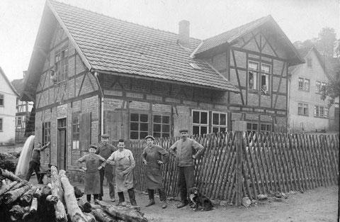Steinbacher Hammer - Sammlung Jörg Bodenstein