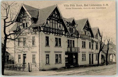 Gelaufen am 15.05.1922 vom Verlag Max Reich