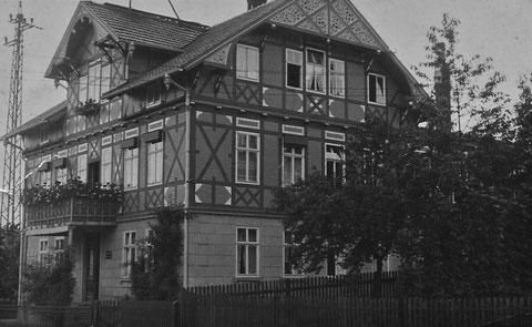 Villa in der Barchfelderstraße 30