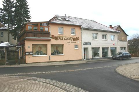 In den jetzigen Räumen von Joachim Luther begann die Firma Christian Luther - siehe Stammhaus unten