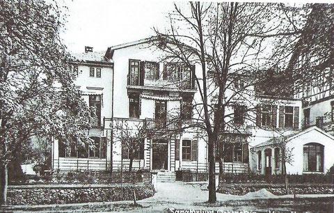Haus Hygeia - Archiv W.Malek