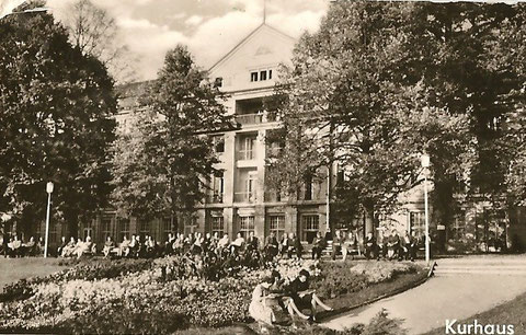 Kurhaus 1967 Archiv W.Malek