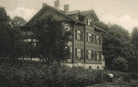 Ansichtskarte um 1926