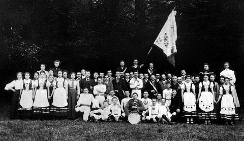 """Turnverein """"Germania"""" - Archiv Horst Schneider und Cornelia Pissarek"""