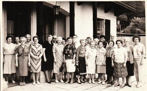 Eingang Feodora anlässlich 10 Jahre AGL Juli 1986 - Sammlung Gerd Eisenbrandt