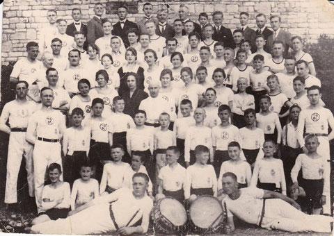 Turnverein Germania Liebenstein - Sammlung Familie Leinweber