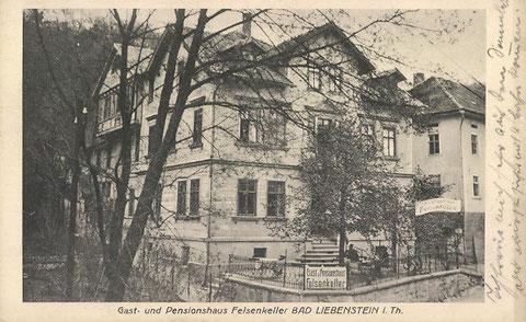 Aufnahme 1927 - Archiv W.Malek