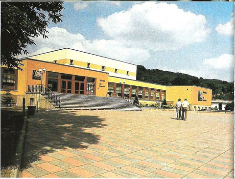 Kreiskulturhaus August  1982 - Archiv W.Malek