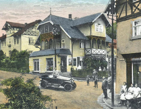 Aufnahme 1920er, Sammlung A.Döhrer