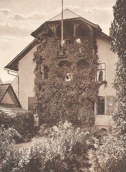 Villa Marie 1928 - Archiv Luck