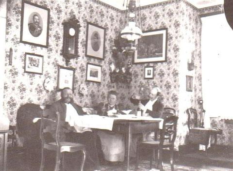 Gaststube in der Reichshöhe