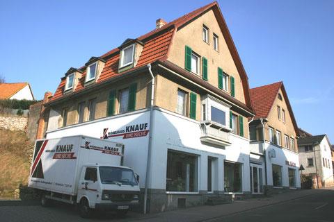Inselbergstraße 5, März 2012