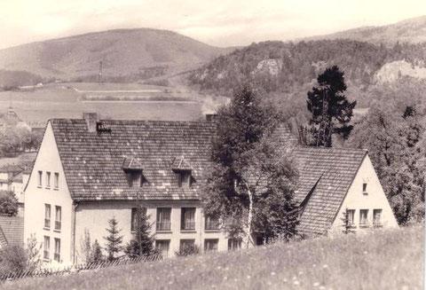 Aufnahme 1970er - Archiv W.Malek