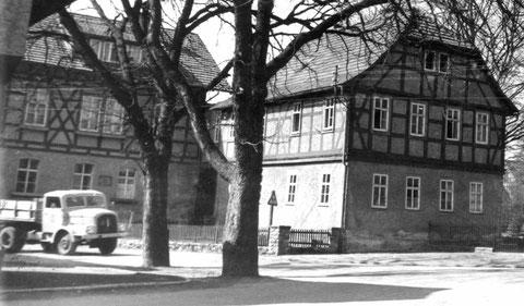 H 3 A neben Kirchpatz Schweina Sammlung Vaiko Weyh
