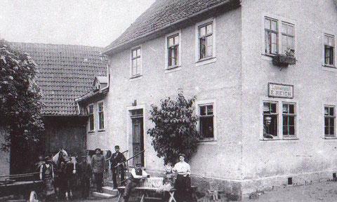 Herzog-Georg-Straße 10 - Archiv Fritz-Eberhard Reich
