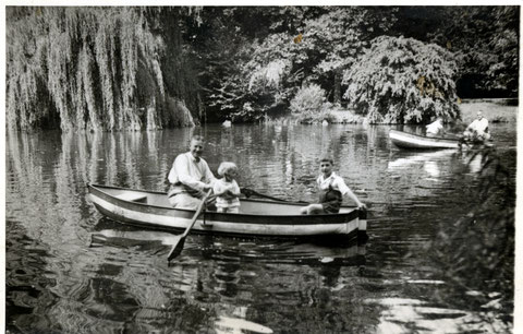 Elisabethpark 1930er - Sammlung Horst Schneider