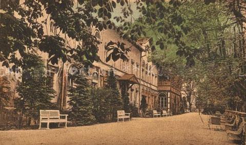 Ansichtskarte ca 1919