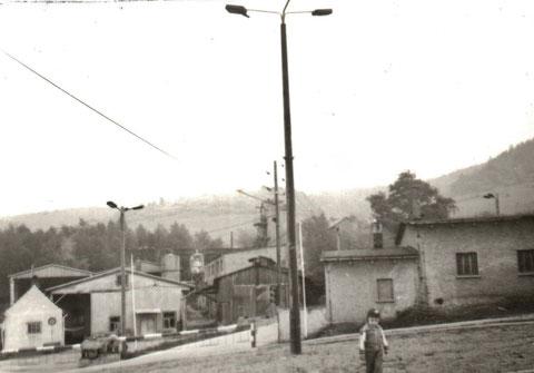 Eingang zur Grube Fortschritt in Steinbach: Quelle  Hans-Herbert Hager
