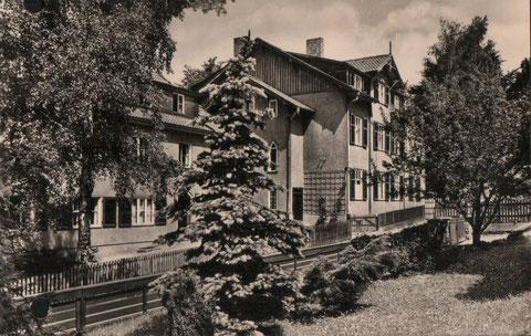 Ansichtskarte Holsatia - 1962 gelaufen