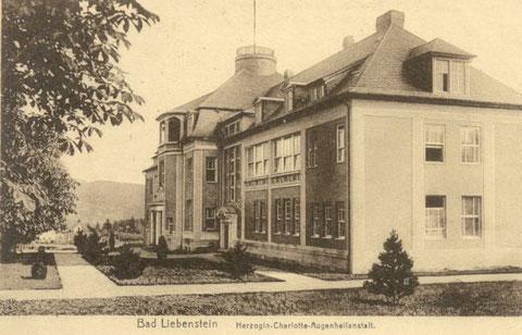 Aufnahme von 1925 - Sammlung W.Malek