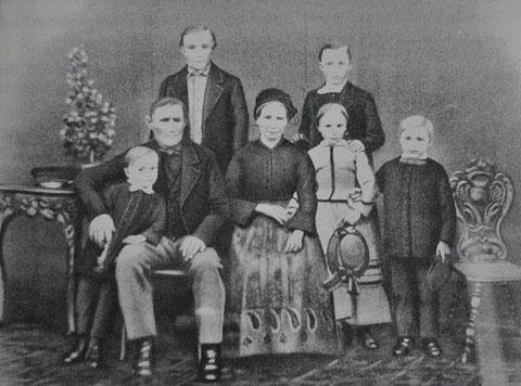 Eduard Theodor Christian Erbe Besitzer der Marienthaler Mühle Repro A.Raddatz