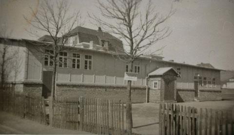 Baracke 1933