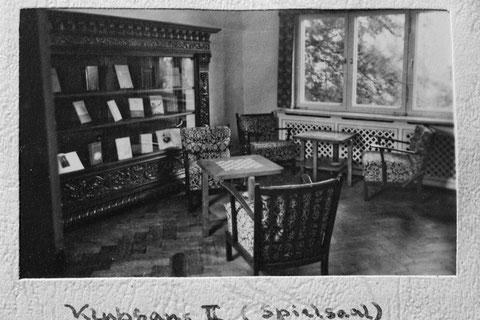 Klubhaus II Salvador Allende Spielezimmer - Quelle  Andreas Lorenz