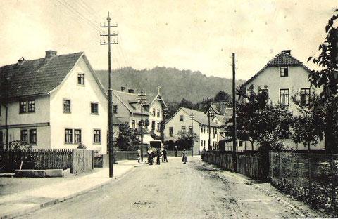 Dorfstraße Archiv W.Malek