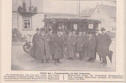 Badewoche 1914 - Archiv W.Malek
