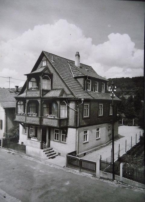 Stilles Heim um 1965