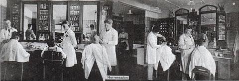Herrensalon Karl Herrmann - Sammlung Jörg Bodenstein