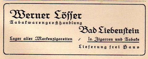 Archiv Mario Döhrer - Administrator vermutet, dass der Tabak-Lösser hier mit dazu gehört