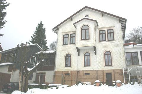 Villa Bourguet Dezember 2012