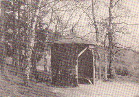 Bild aus der Badewoche von 1914
