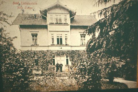 Villa Zocher - Archiv Axel Gräber
