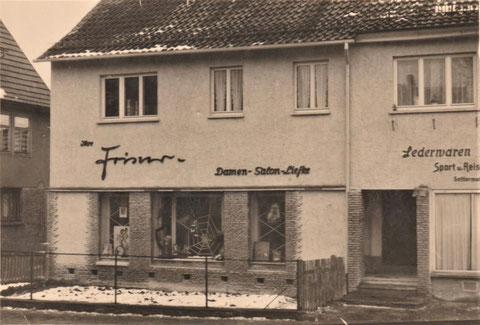 Damen Salon Liefke in der Ernst-Thälmann-Str. und Lederwaren mit Sport- und Reiseartikel bei Sattlermeister Erbe - Quelle Familie Jochen Luther