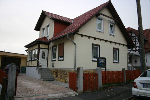 ehmals Wohnhaus der Familie Elise Kaiser, Rostraße 9 - Aufnahme 10.11.2015 W.Malek