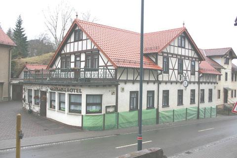 Inselbergstraße 6, Aufnahme März 2012