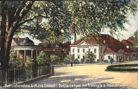 Künstlerkarte im Verlag C.F.Wiedmann (vor 1920) - Archiv W.Malek