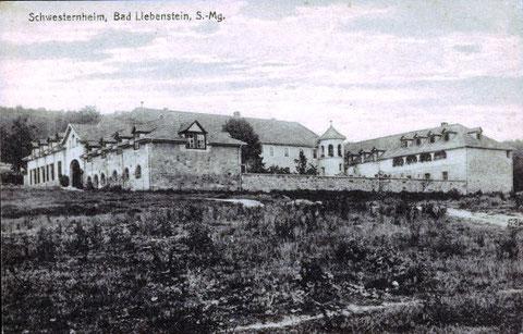 Agnes Schwesternheim 1920 - Archiv Werner Müller