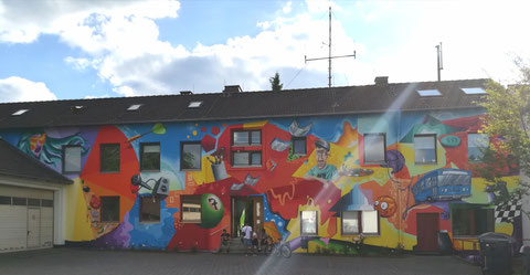 Das Haus der Jugend Montabaur hat ein neues Gesicht