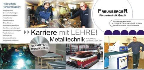 Metalltechnik Freunberger
