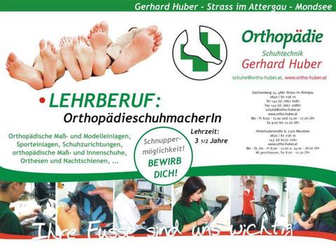 Orthopädie Gerhard Huber